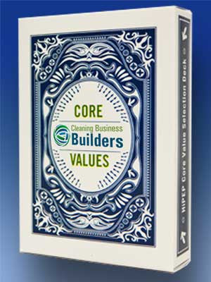 Core Values Cards for Hiring & Appreciation