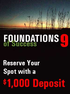 Foundations of Success 9 Deposit