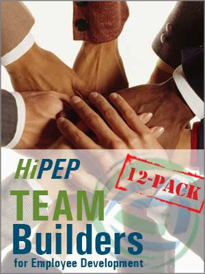 Teambuilders 12-pack for Promotions