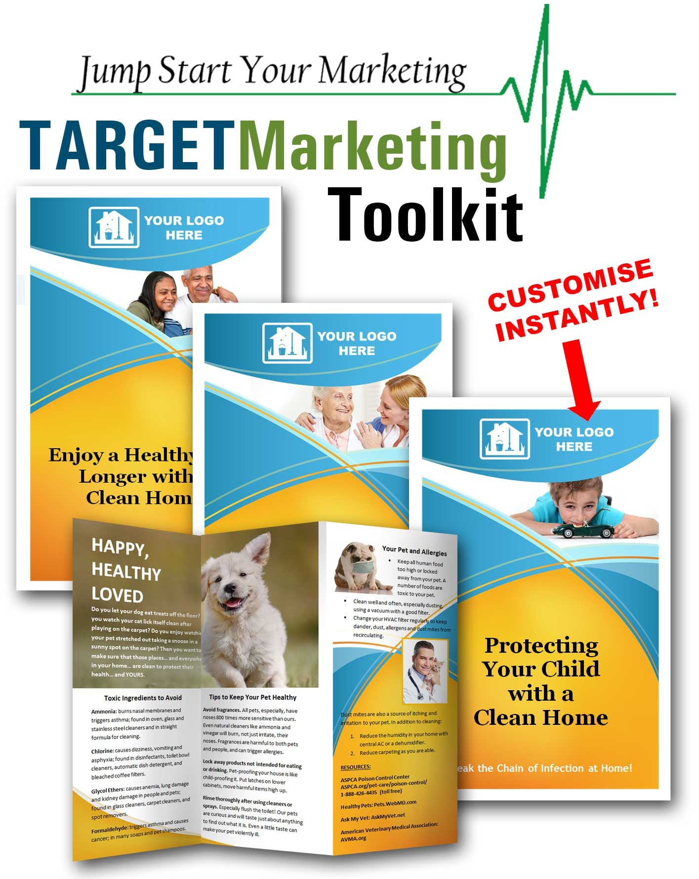Target Marketing Toolkit for Market Growth