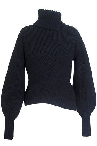 Eloisa Black Sweater