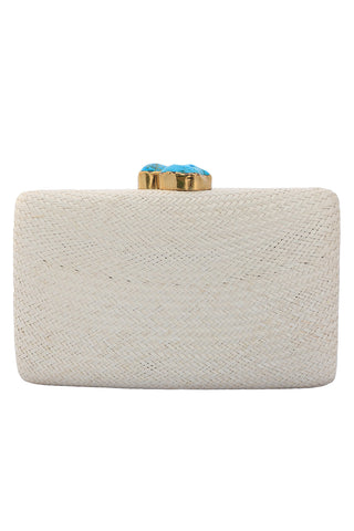 Jen Clutch in White