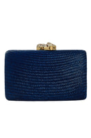 Jen Clutch in Navy thumbnail