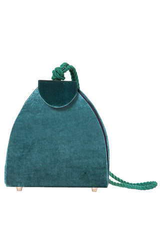 Penelope Bag in Emerald