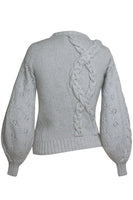 Gadea Gray Sweater thumbnail
