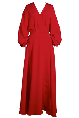 Jacinta Red Dress