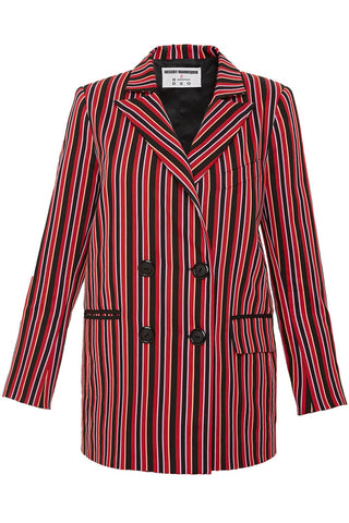 Striped Blazer in Multi