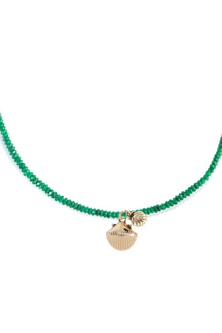 Black Label Emerald Bracelet/Necklace