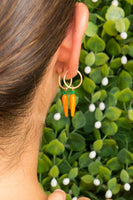 Pilicarota Earring in Orange thumbnail