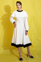 Alice Dress in White thumbnail