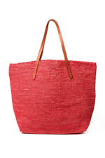 Portland Tote in Coral thumbnail