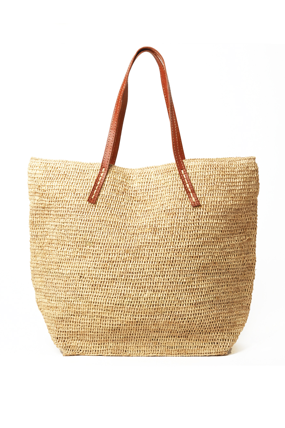 Portland Tote in Natural