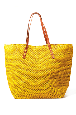Portland Tote in Sunflower