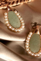 Green Lolita Earrings thumbnail