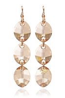 Gold Cha-Cha Earrings thumbnail