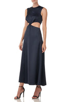 Inara Dress in Navy thumbnail
