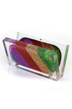 Rainbow Pill Clutch thumbnail