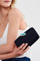 Jen Clutch in Black thumbnail