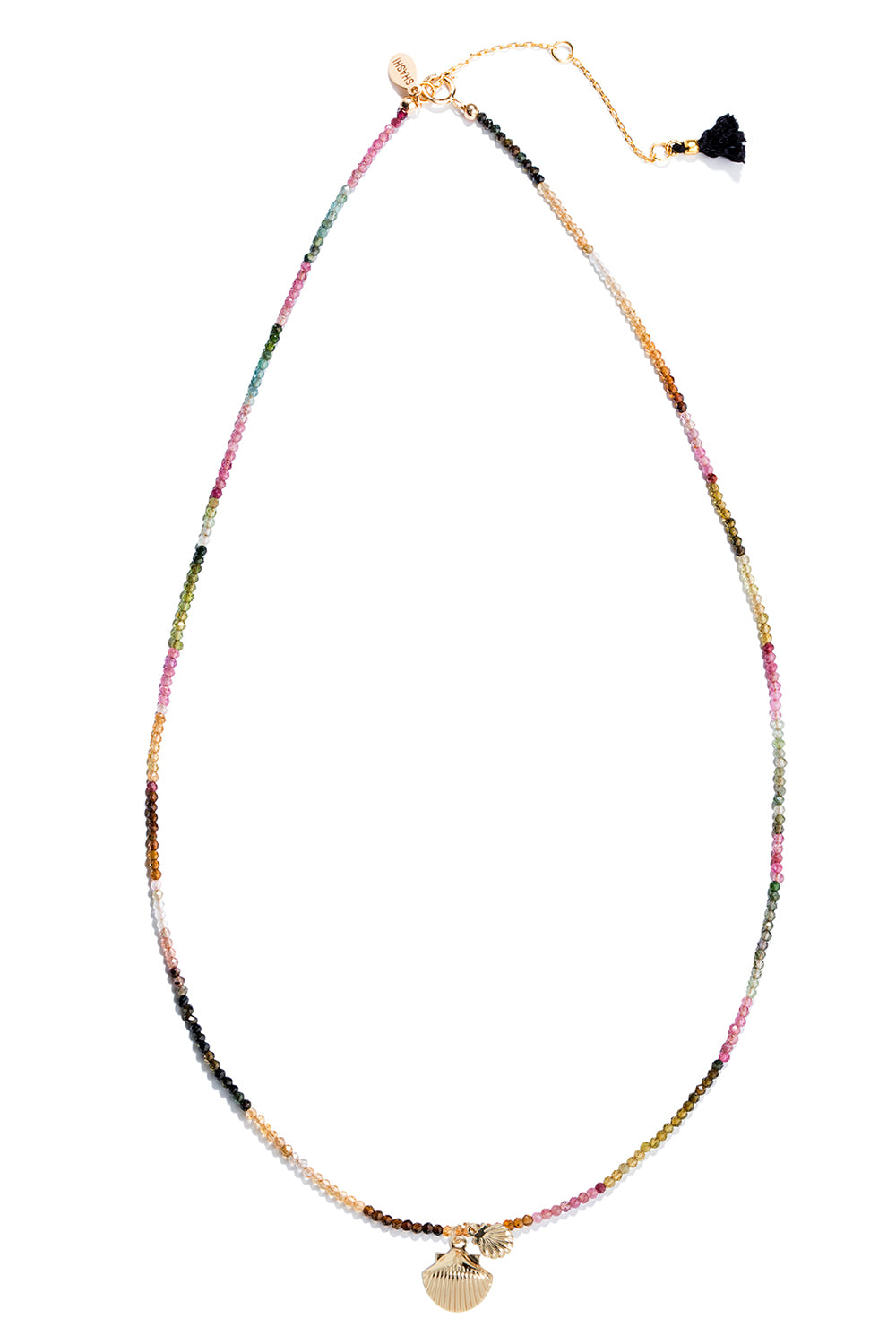 Black Label Petite Multi Tourmaline Bracelet/Necklace