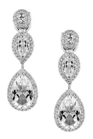 Penelope Cruz Lola Drop Earrings