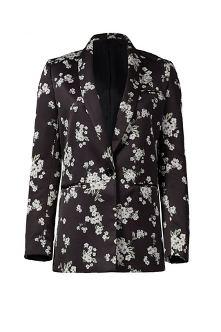 The Lauren Blazer in Black & White