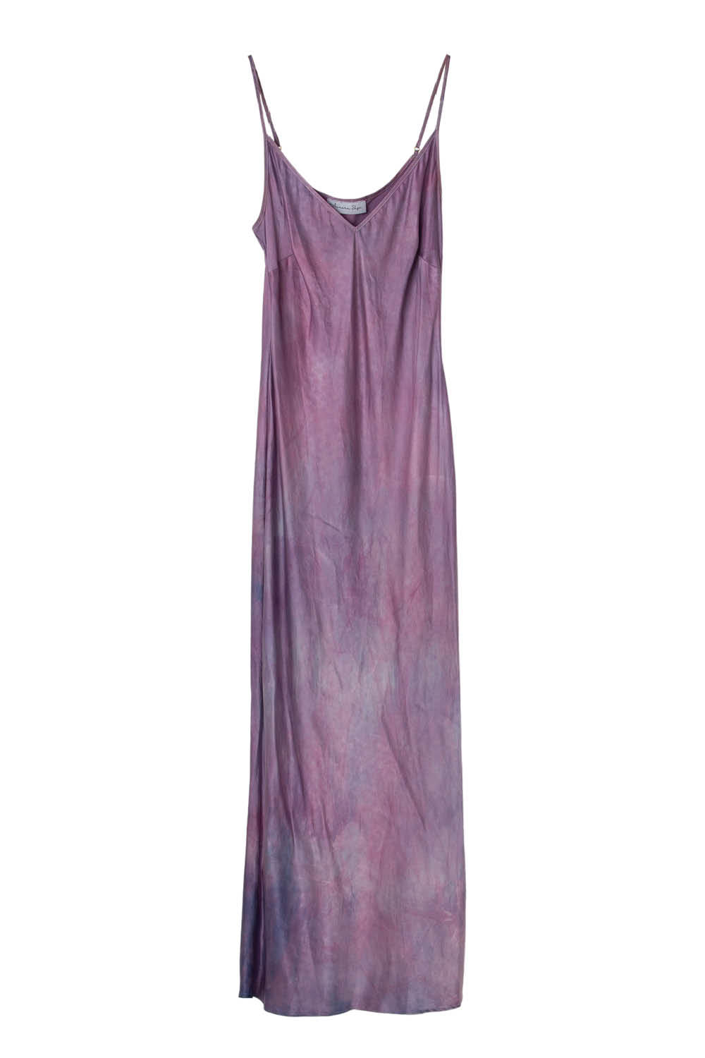 Aphrodite Midi Dress in Magenta Haze