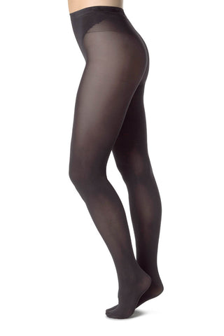 Elin Premium Tights in Black