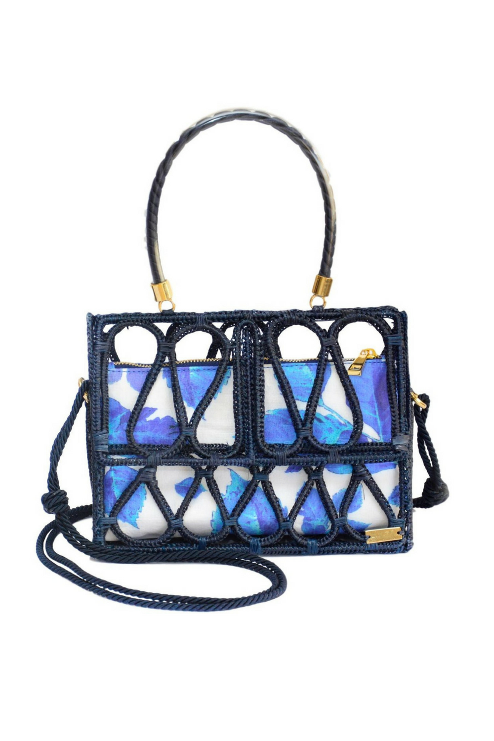 Baul Bag In Blue
