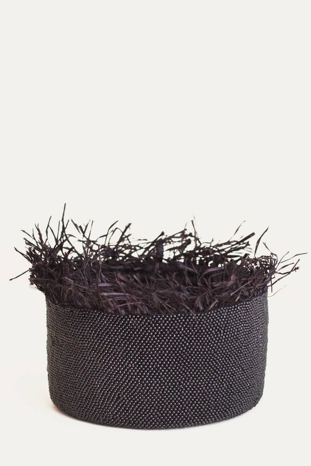 Beaded Fringe Bucket