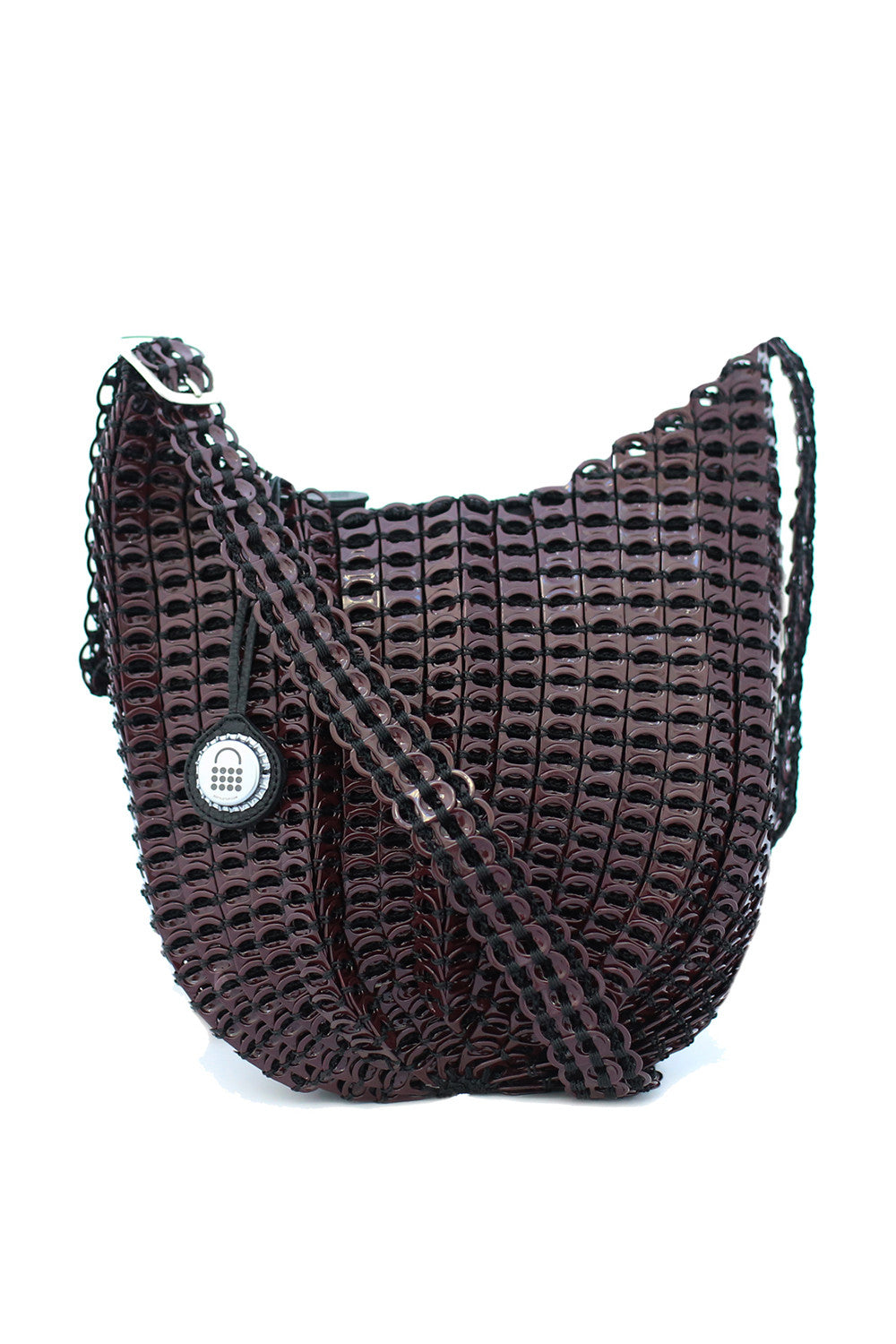 Bellani Cross Body Bag in Bordeaux