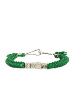 'BEST' CAMP Biggie Bracelet in Kelly Green thumbnail