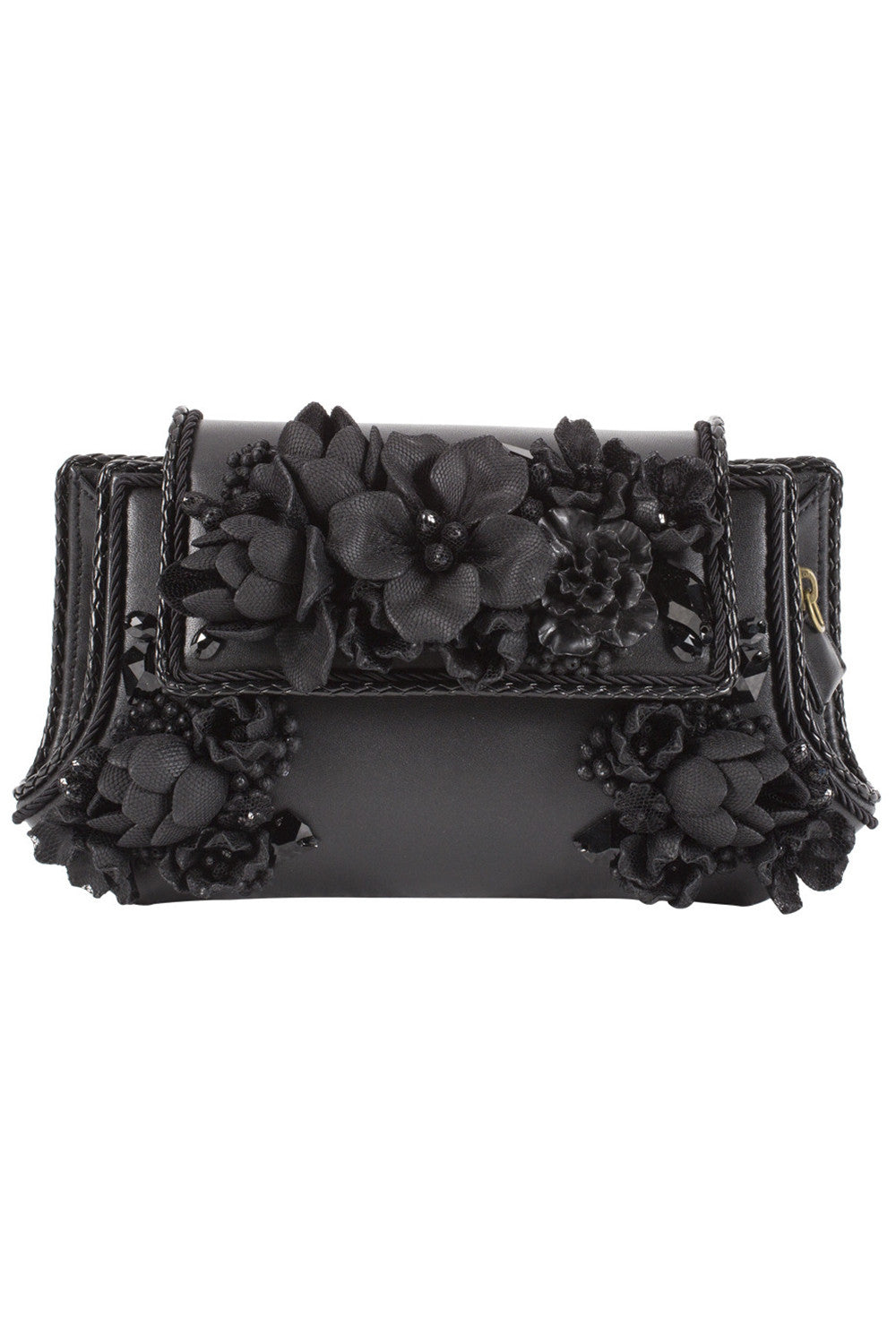 UNDERLAND Clutch in Black
