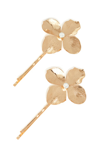 Bloom Bobby Pin Set of 2