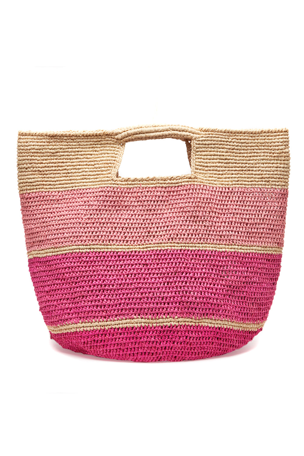 Camden Tote in Pink