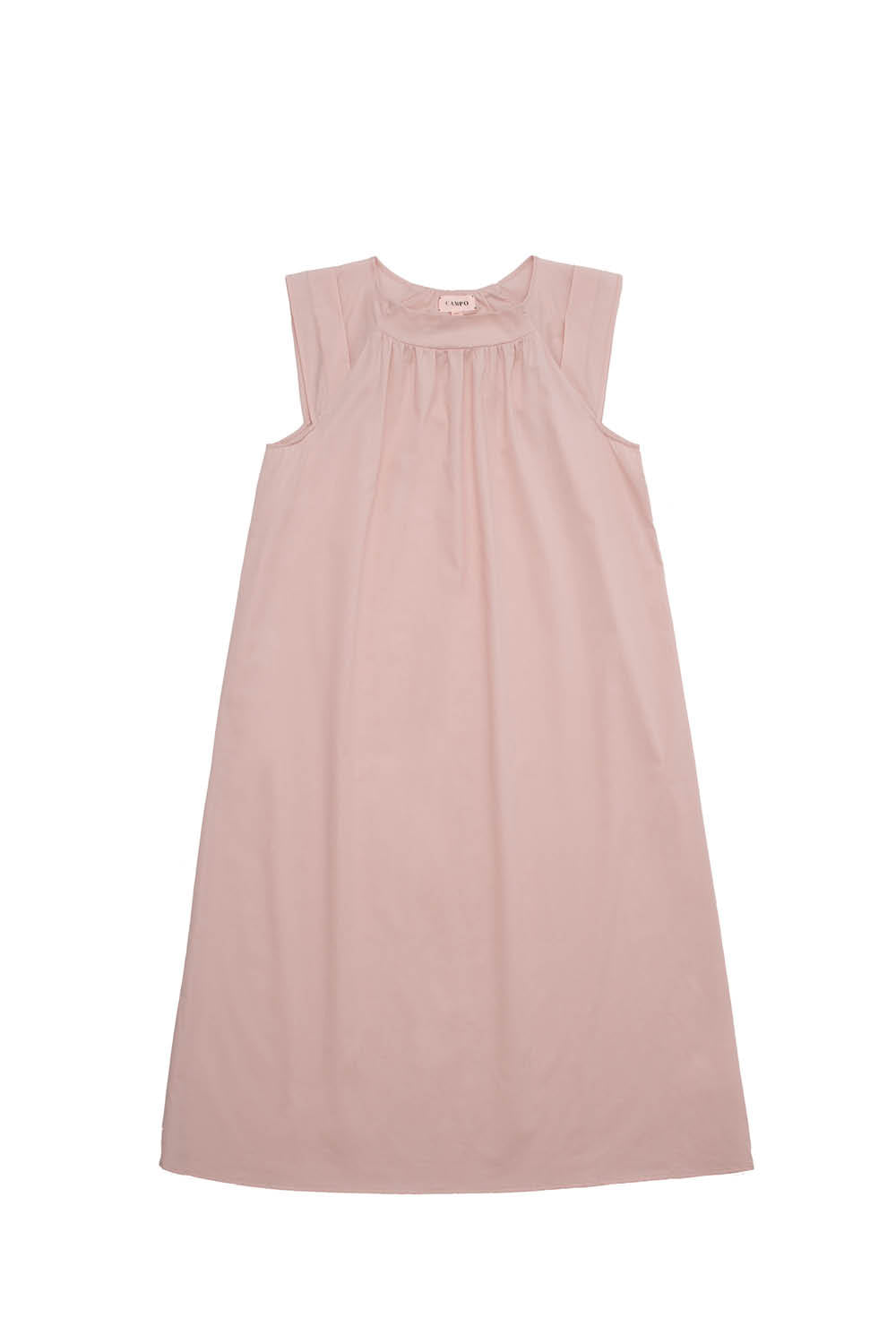 Chloe Nightgown in Dusty Pink