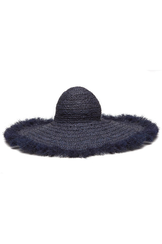 Celine Sunhat in Navy