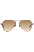 Concorde 18 Sunglasses in Polished Rose Gold Metal thumbnail