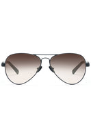 Concorde 22 Sunglasses in Matte Black Metal thumbnail