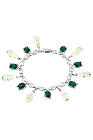 Rainforest Green Bracelet