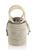 Natural-Stone Cylinder Bag thumbnail
