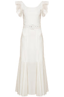 She's a Lady Dress in White thumbnail