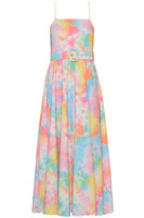 Tie Dye Flared Dress thumbnail