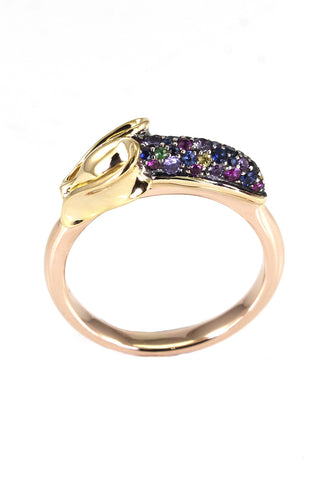 Banana Disco Ring