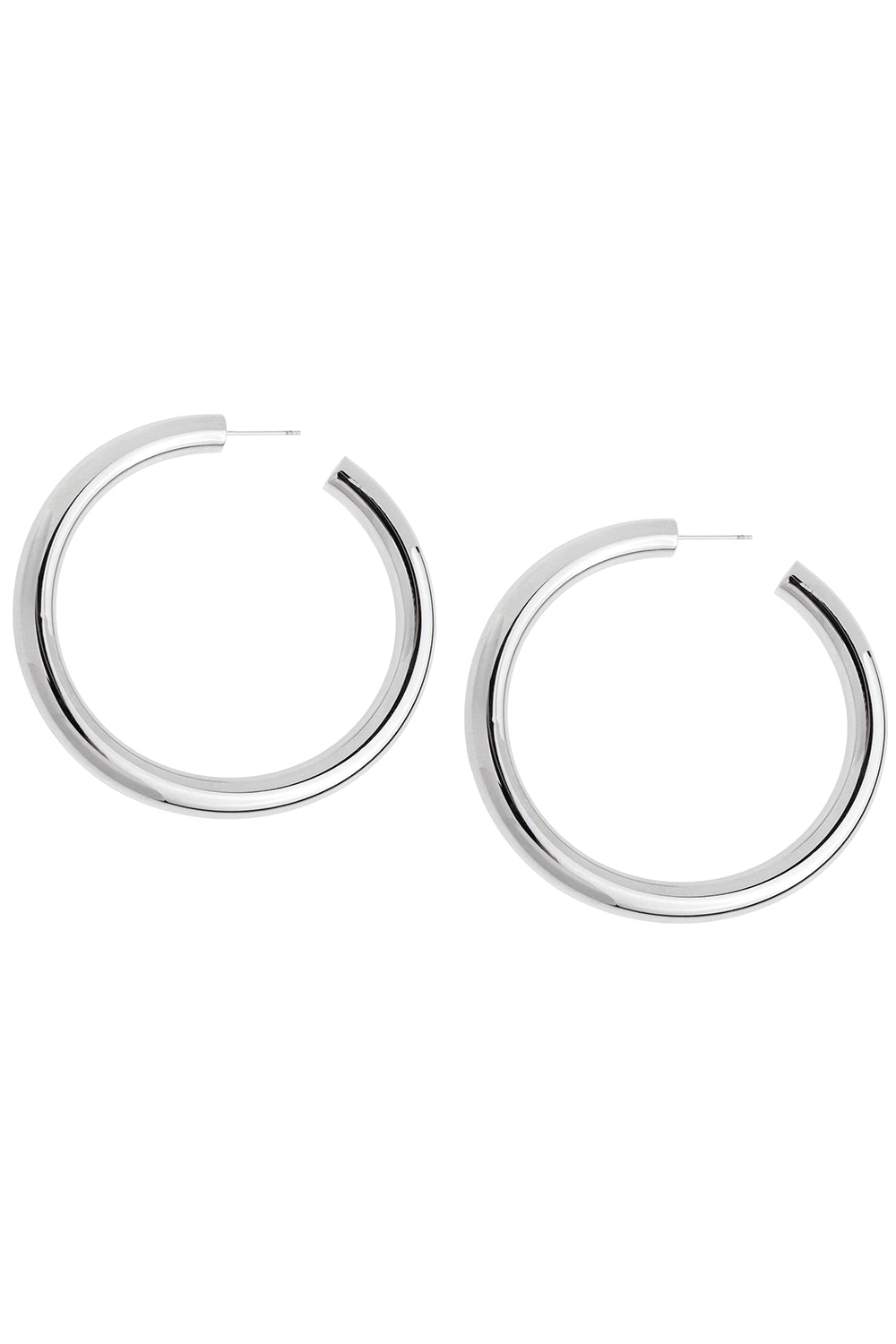 Dreamer Hoop in White Gold
