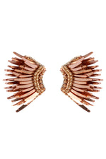 Mini Madeline Earrings in Rose Gold thumbnail
