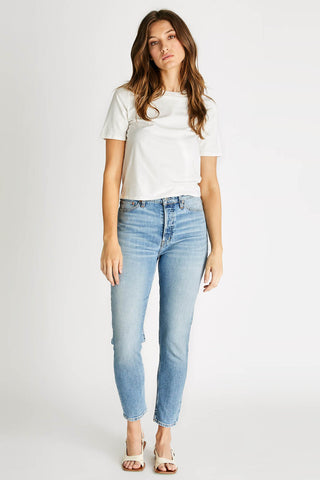 Alex High Rise Skinny Jean in Vintage Light