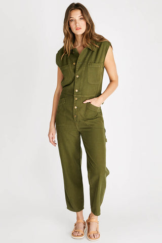 Heidi Coverall in Forest Night