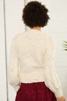 Lily Sweater in Ivory thumbnail