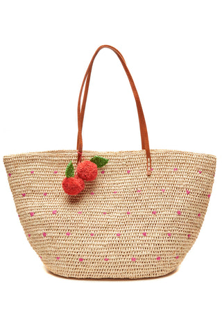 Florence Tote in Pink