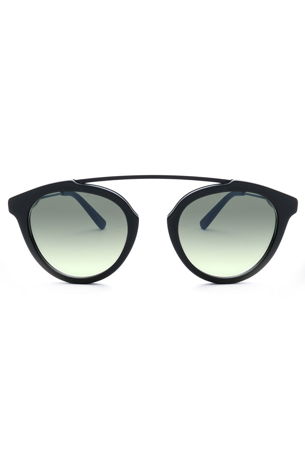 Flower 28 Matte Black Acetate
